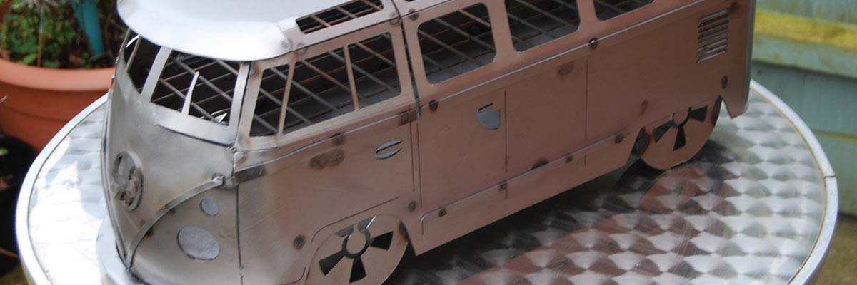 The Busbecue from Chicken Shed Creations, Custom Made BBQs