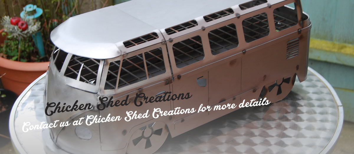 The Busbecue from Chicken Shed Creations