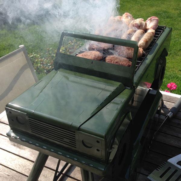 Landycue handmade BBQ