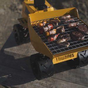 Thwaites Dumper BBQ, Chicken Shed Creations